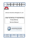Horizon Fitness Elite T5 Treadmill Manual (56 pages)