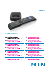 Philips SJM3151 MP3 Player Accessories Manual (26 pages)