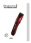 Remington HC5356 Hair Clipper Manual (71 pages)