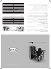 Matrix G7-S73 Home Gym Manual (2 pages)