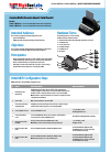 HighSecLabs RS20N-3 Card Reader Manual (2 pages)