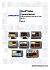 Lowrance 5 HDI Fish Finder Manual (92 pages)