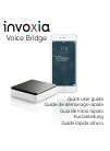 Invoxia Voice Bridge Wireless Access Point Manual (19 pages)