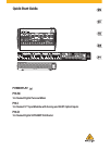 Behringer POWERPLAY P16-M DJ Equipment Manual (17 pages)