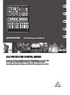 Behringer X32 DIGITAL MIXER DJ Equipment Manual (15 pages)