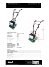 Coopers 10598 Lawn and Garden Equipment Manual (12 pages)