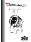 Chauvet COLORado 2-Quad Zoom IP DJ Equipment Manual (40 pages)