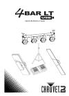 Chauvet 4 BART LT USB DJ Equipment Manual (44 pages)