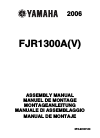 Yamaha FJR1300AS Motorcycle Manual (96 pages)