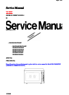 Philips NN-P994 NN-T994SF Microwave Oven Manual (24 pages)